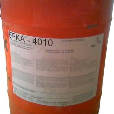 永利棋牌最新版下载分散剂BASF(CIBA汽巴)EFKA埃夫卡4010分散剂