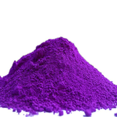 耐高温荧光紫润巴D20耐高温用荧光紫颜料