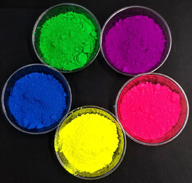 油墨荧光颜料_润巴NT系列油墨荧光颜料粉