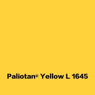 巴斯夫L1645中黄颜料高性能钒酸铋复合颜料黄Paliotan Yellow L1645