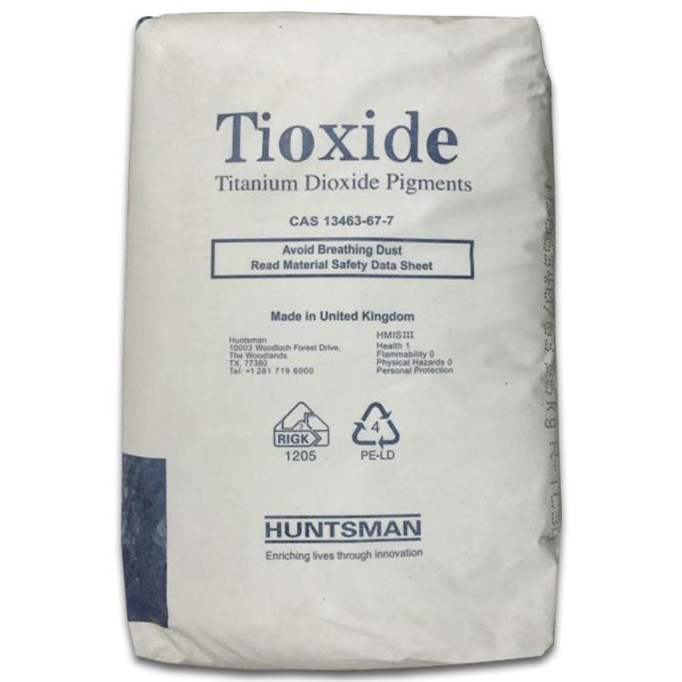 亨斯迈钛白粉R-TC90金红石型二氧化钛颜料HUNTSMAN TIOXIDE R-TC90涂料用钛白粉