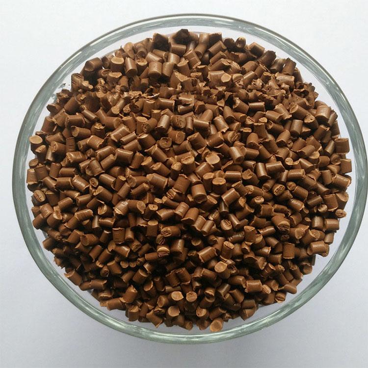 棕色母粒生产厂家,棕色母料加工定制价格