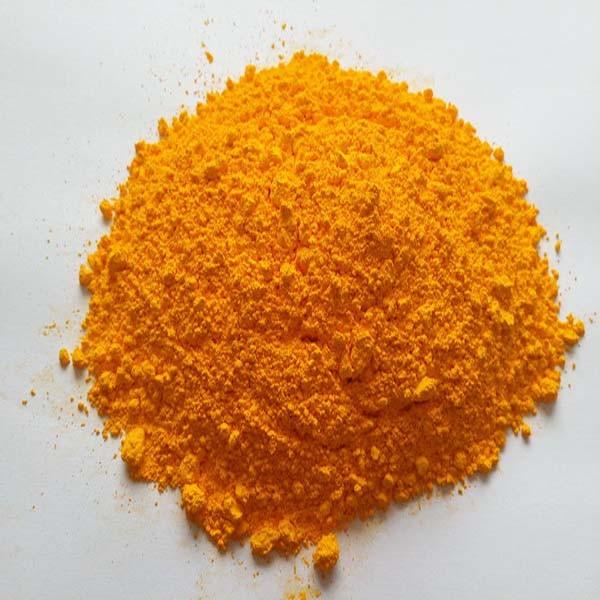 一品颜料中铬黄103上海一品铅铬黄S103合成铬酸铅无机颜料